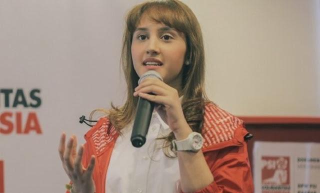 Tsamara Amany: Perseteruan Israel-Palestina Bukan Konflik, Tapi Penjajahan