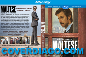 Maltese - Il romanzo del commissario - BLURAY