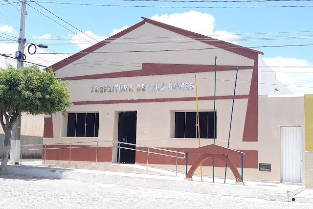 Prefeitura de Luís Gomes é invadida por larápios durante a madrugada