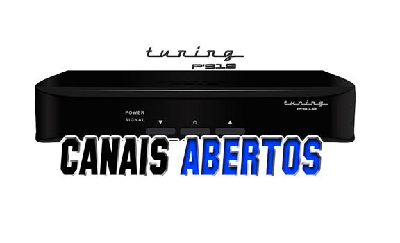 Tuning P918 Nova Atualização V1.56 - 17/01/2020