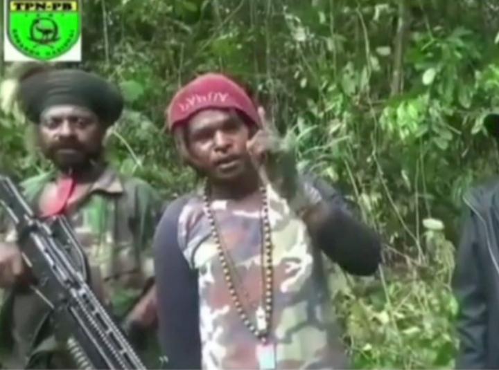KKB Teroris Papua Ngaku Tak Takut Pasukan Setan TNI: Kami Tak Akan Mundur Selangkah Pun