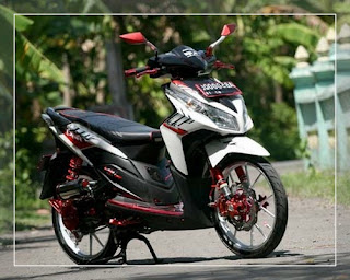modifikasi vario techno modifikasi vario 150 putih