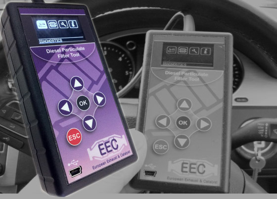 Why do you need our EEC DPF Reset Tool? - European Exhaust