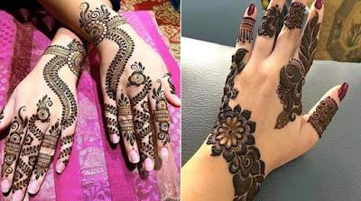 new Mehndi Dizain