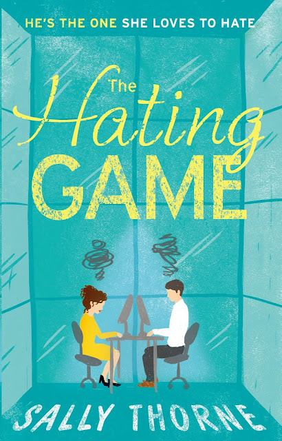 The Hating Game by Sally Thorne Book Cover Audiobook