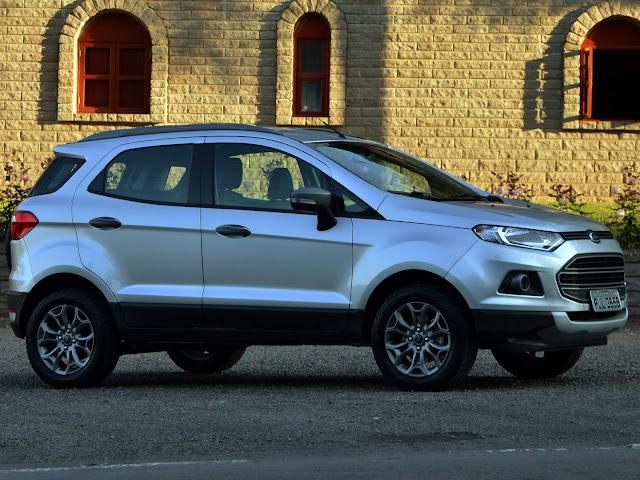 Ford EcoSport 2016 - Preço