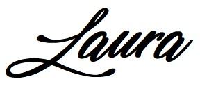 fonte linda nome laura