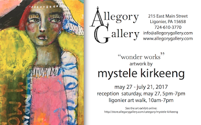 Ligonier Art Walk...