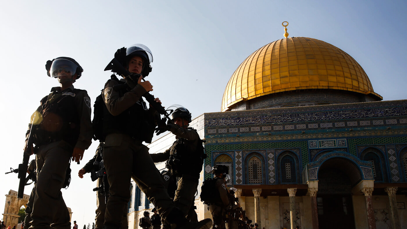 Bono Küchen Göttingen In Israel The Push To Destroy Jerusalem S Iconic Al Aqsa Mosque Goes