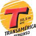 TRANSNOTICIAS TRANSAMÉRICA  88,5 -  COM OSIEL AMARAL