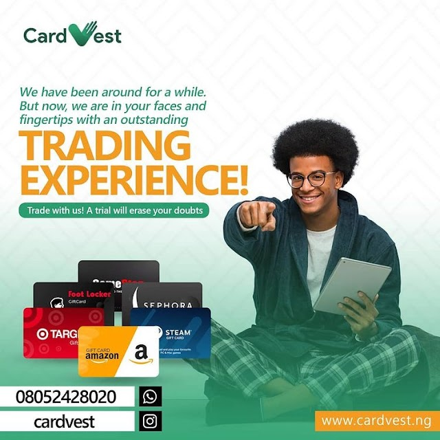 Best platform to sell gift cards for Naira