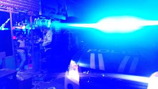 Cegah Gangguan Kriminal Dan Jaga Harkamtibmas, Personel Polsek Curio Tetap Siaga Dengan Patroli Blue Light