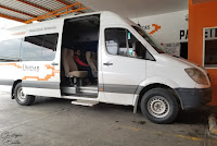 Minibus, Lineas Unidas, Oaxaca, Mexique, Mexico