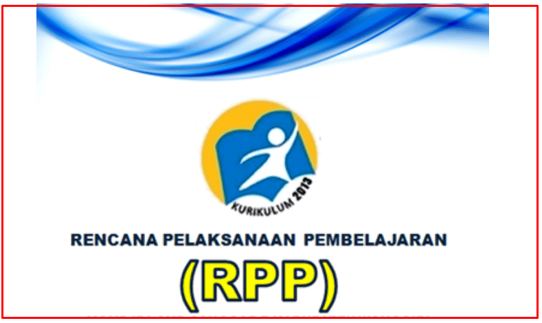 Download Format RPP K13 Kelas 5 SD/MI Semester 1 & 2