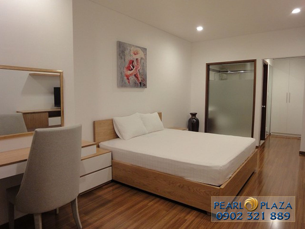 3-bedroom apartment for rent at Pearl Plaza full of beautiful furniture - picture 7