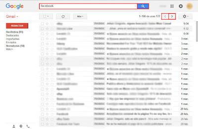 como utilizar el buscador de gmail para encontrar un mensaje