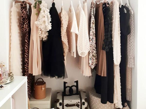 Walk-In Closet 🍂 Fall Update // Home Decor