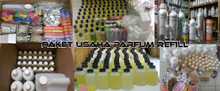 Paket Usaha Parfum Isi Ulang
