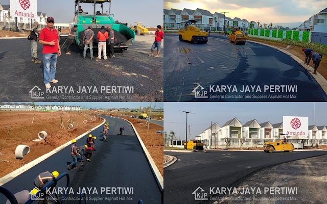 Jasa Pengaspalan Bandung, Kontraktor Aspal Jalan Bandung Cirebon Banten