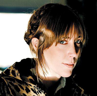 Foto de Beth Orton con flequillo