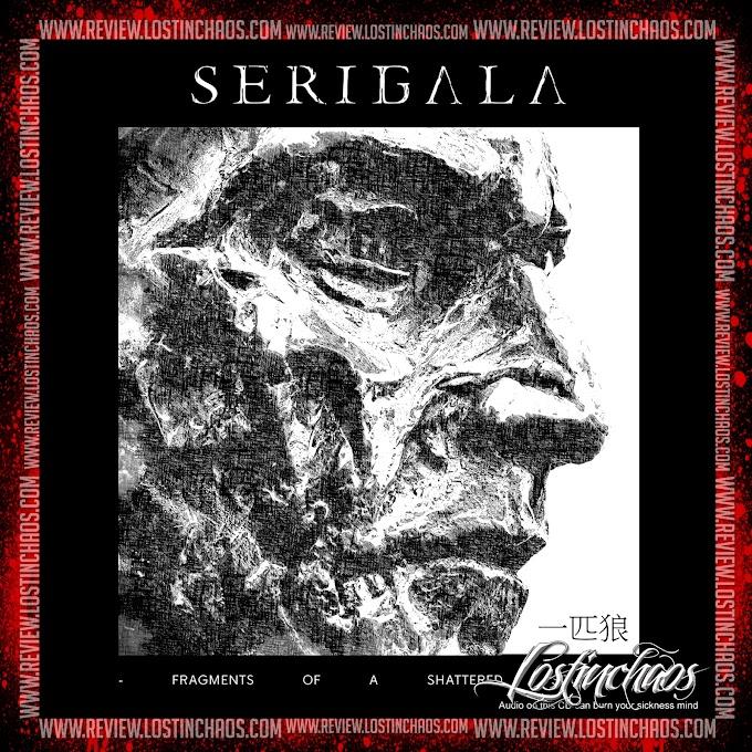 Serigala - Fragments of A Shattered Soul CD 2021