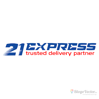 21 Express Logo vector (.cdr)
