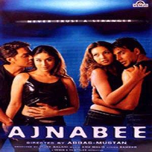 AJNABEE All Song Lyrics [2001]