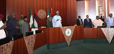 , See What Happened At The Federal Executive Council Meeting Presided by Buhari, Latest Nigeria News, Daily Devotionals & Celebrity Gossips - Chidispalace