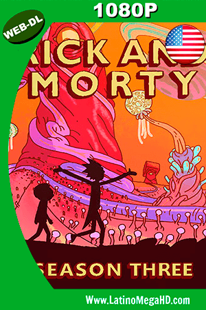 Rick And Morty (2017) Temporada 3 Sub Español HD WEB-DL 1080P ()