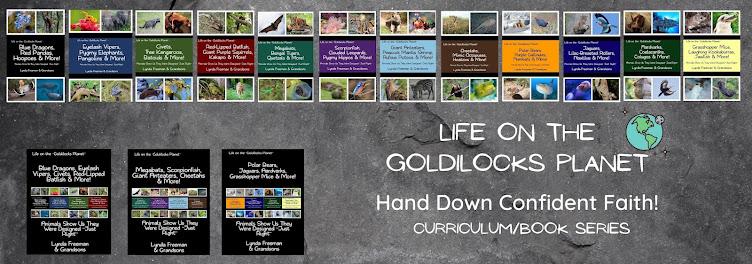 Life on the Goldilocks Planet Curriculum/Book Series