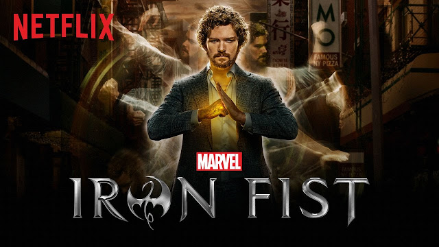مسلسل Iron Fist