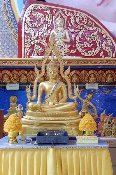 Sleeping Buddha Wat Chayamangkalaram