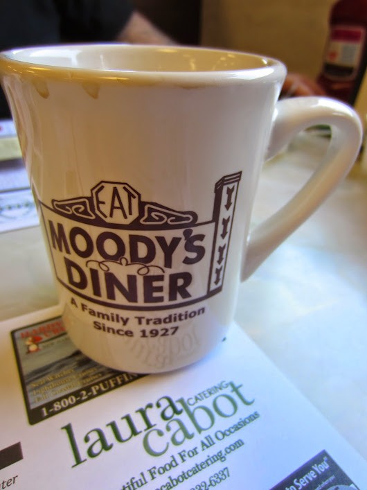 Today I am thankful for Moody's Diner and Coffee