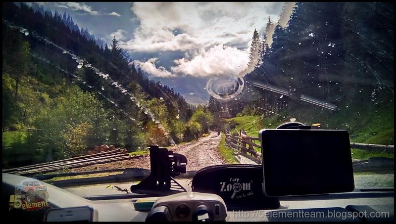 Путешествие по горам на внедорожнике