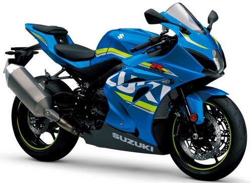 Spesifikasi dan Harga Suzuki GSX-R1000 November 2016