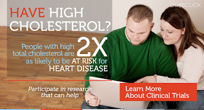 Heart Disease & High Cholesterol