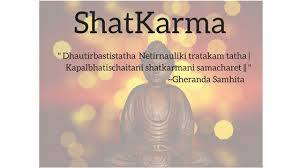 shatkarmas or shud kriyas yoga  vivek pannu