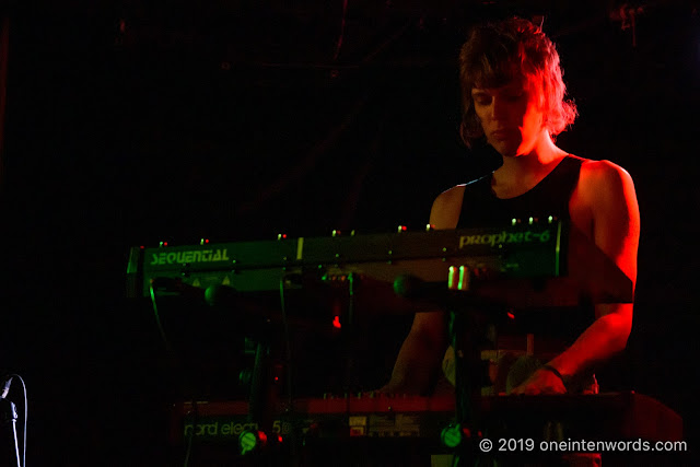 Methyl Ethel at The Garrison on March 27, 2019 Photo by John Ordean at One In Ten Words oneintenwords.com toronto indie alternative live music blog concert photography pictures photos nikon d750 camera yyz photographer