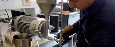 Laboratorio de emulsiones asfálticas