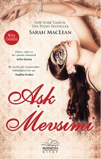 Ask Mevsimi - Sarah Maclean - EPUB PDF İndir