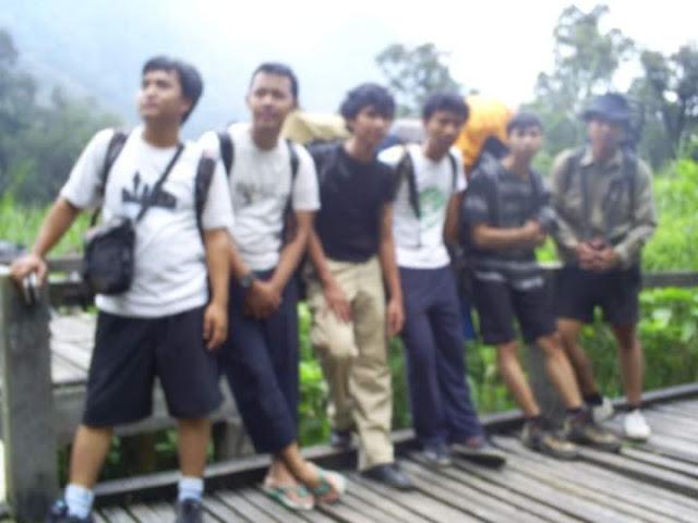 Pendakian gunung Gede