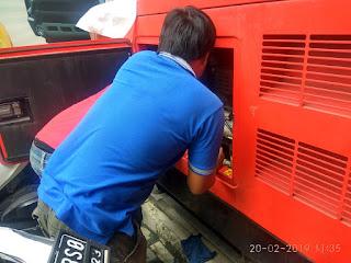 Service dilegok Tangerang