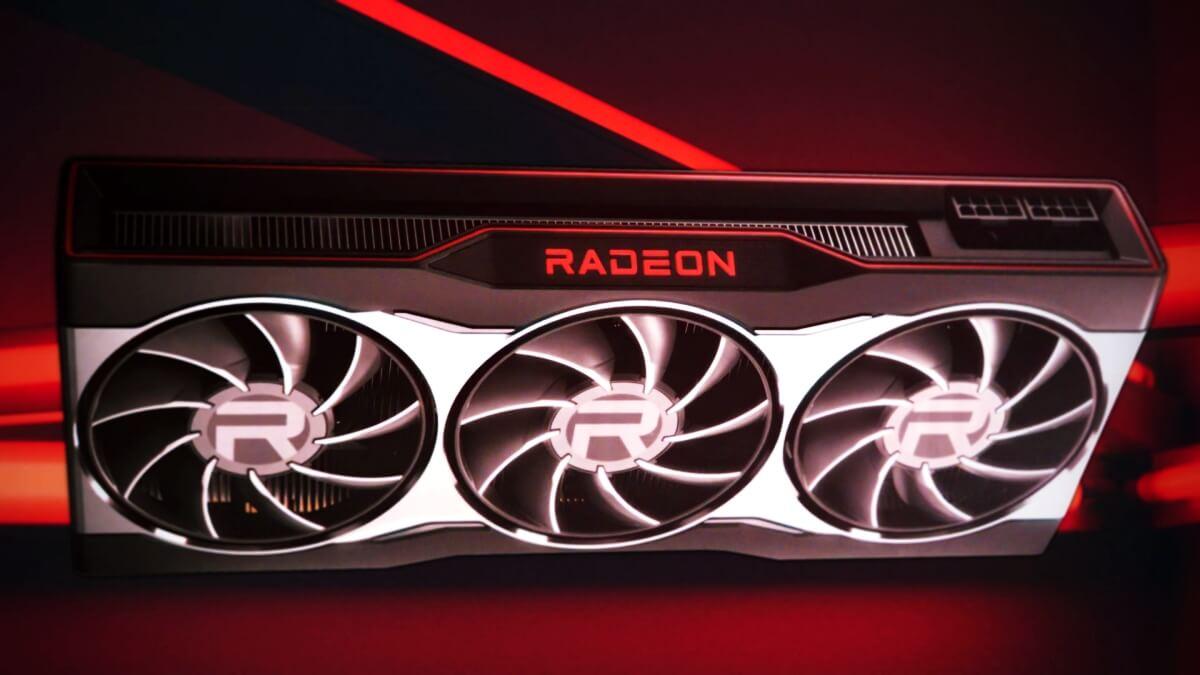 ترتيب كروت الشاشة AMD