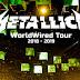 Metallica confirma fechas para Estados Unidos y Canadá
