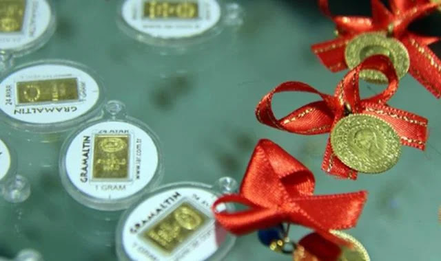 أسعار الذهب في تركيا اليوم الأربعاء يناير 6/1/2021