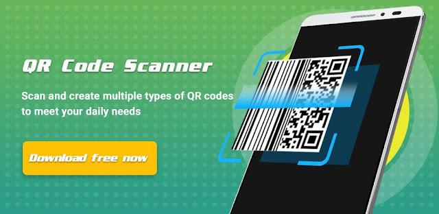 تنزيل برنامج QR Code Scanner Pro - Smart & Fast  - برنامج ماسح ضوئي بسيط وذكي لنظام الاندرويد