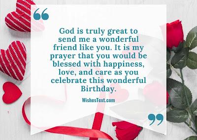 Birthday status for bf