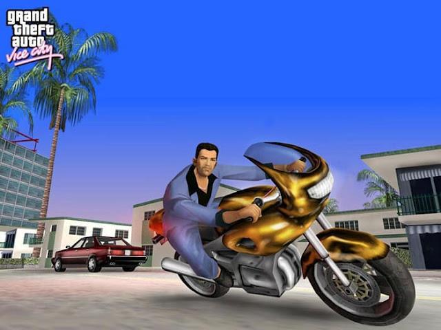 كيفية تحميل لعبة GTA Vice City برابط مباشر