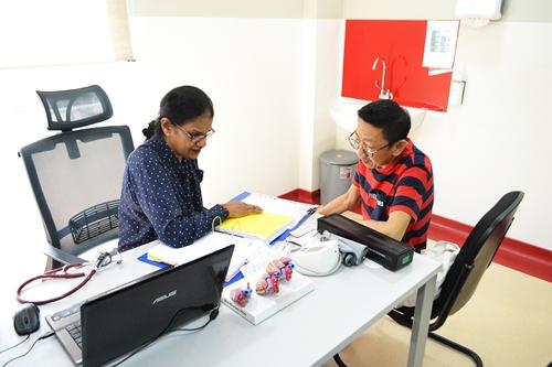 Free Health Screening,  MAA Medicare Charitable Foundation, MMCF, Heart Diagnostic, Cardiac Diagnostic Centre, Health Screening in Malaysia, Health