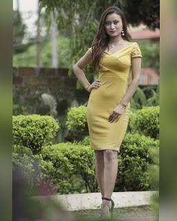 Mizoram's Top Model
